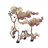 Metallic Rapidash